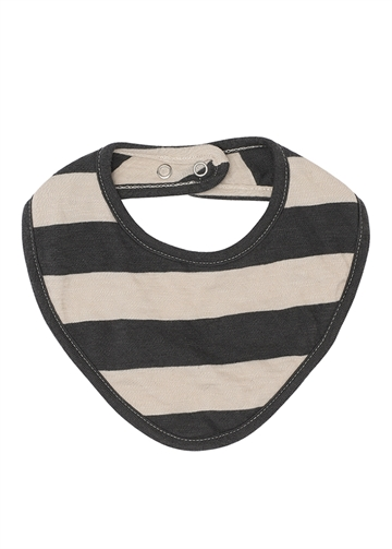 Monsieur Mini Bib - Striped