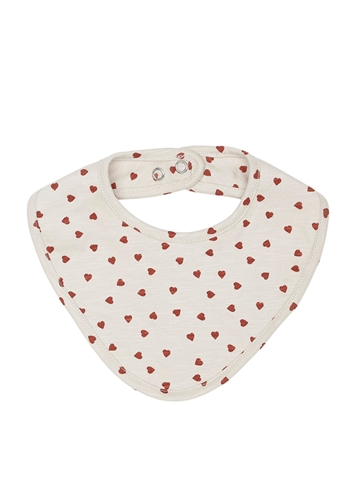 Monsieur Mini Bib - Hearts